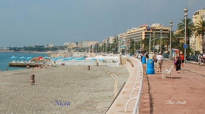 Nicea, Promenada Anglików
