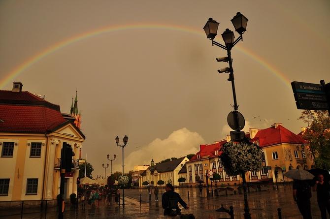 Tęczowy Białystok