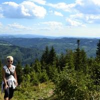 Widok na Beskid Śląski