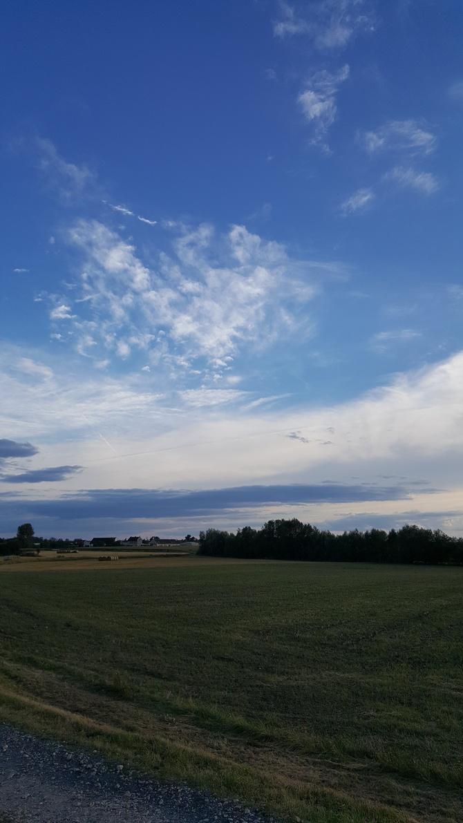 dzisiejsze niebo