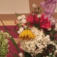 Bukiecik z kwiatków sąsiedzkich