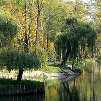 Jesień w parku:)
