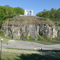 Góra Św.Anny amfiteatr