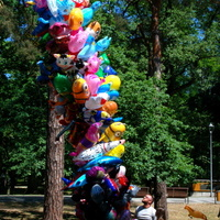 Balony na Dzień Dziecka.