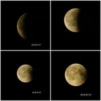 Całkowite zaćmienie księżyca 2018-07-27