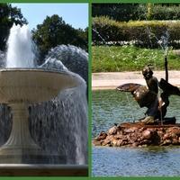 Wybierzcie na jutro fontannę, będzie upał.