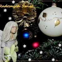 Radosnych Świąt:)