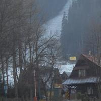ZAKOPANE-tj.szczyt Nosal/1206 n.p.m/