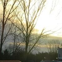 Dzisiejszy, słoneczny ranek:)