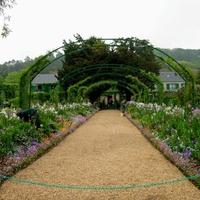 Majowy ogród w Giverny