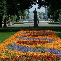 Dywan Kwiatowy W Par
