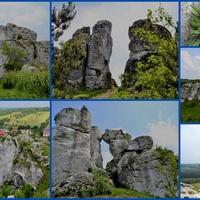 Góry Towarne, Jura