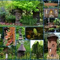 migawki w ogrodu parafialnego