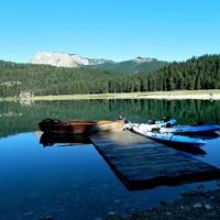 Jezioro Czarne...