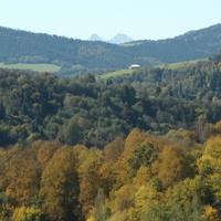 A w górach już jesień...