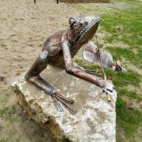 Muzykalna żaba