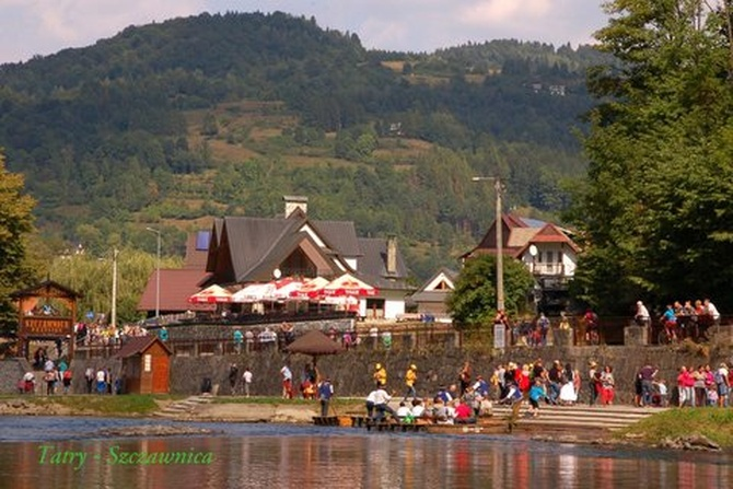 Pieniny - Szczawnica nad Dunajcem