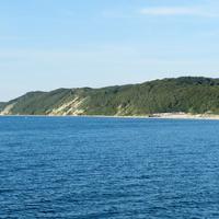 Błękit morza i nieba