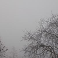Nocą i rankiem tonęliśmy we mgle