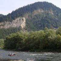 Wycieczka na tratwie przełomem Dunajca