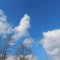 Chmury....