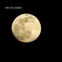 Faza księżyca,,Księżyc garbaty ,,