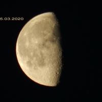 Księżyc....