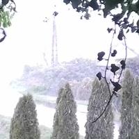 Witam w zimowy-majowy poranek