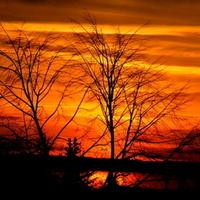 zachód słońca, zdj. nr 7 777