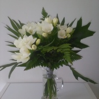 Kwiatki dla sąsiadki