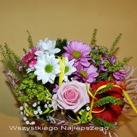 Kwiaty dla Uli