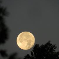 Księżyc i Mars