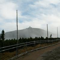 Mgła w Karkonoszach