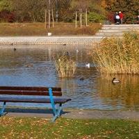 Park jesienią czeka na chętnych