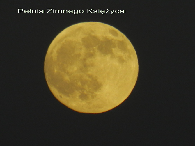 Pełnia Zimnego Księżyca