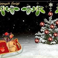 Pięknych Świąt