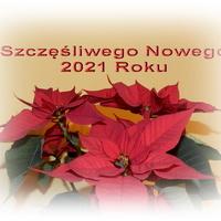 Szczęśliwego Nowego 2021 Roku