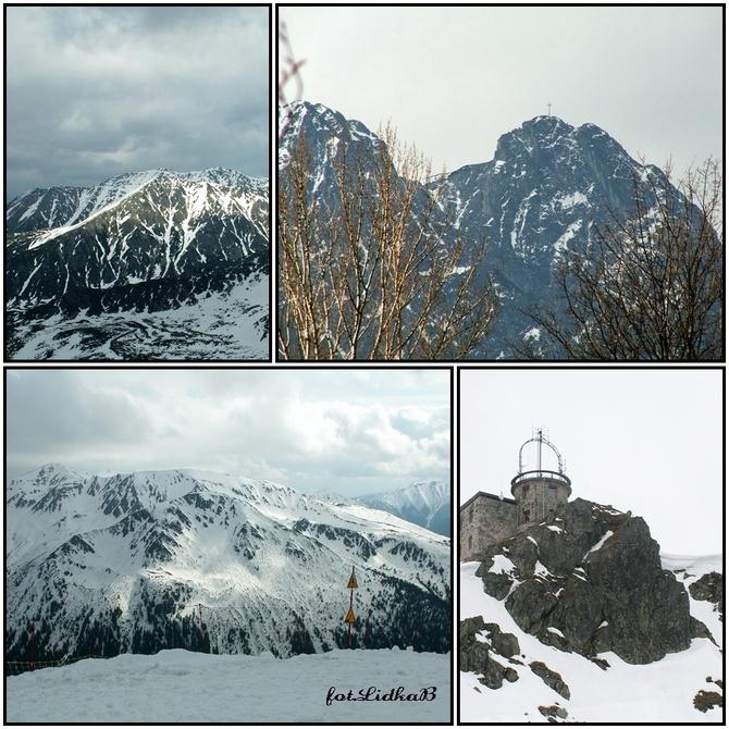 T- Tatry nasze piękne  góry