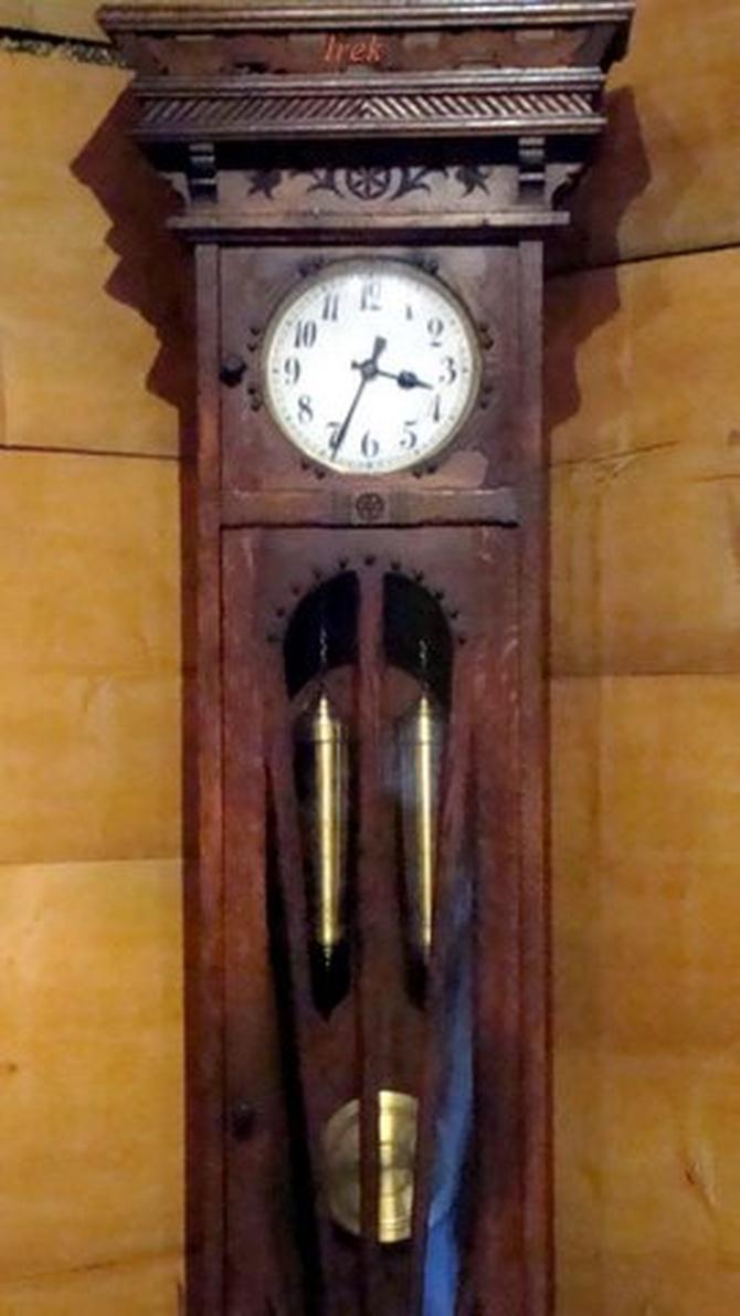 Z - zegar zabytkowy