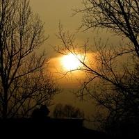 Słoneczko wstało;)