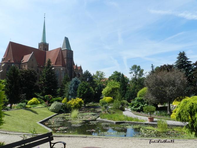 Ogród Botaniczny we Wrocławiu