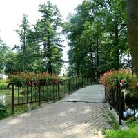 W parku:-)