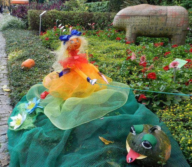 Święto Dyni w Ogrodzie Botanicznym