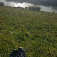Siedząc w trawie...